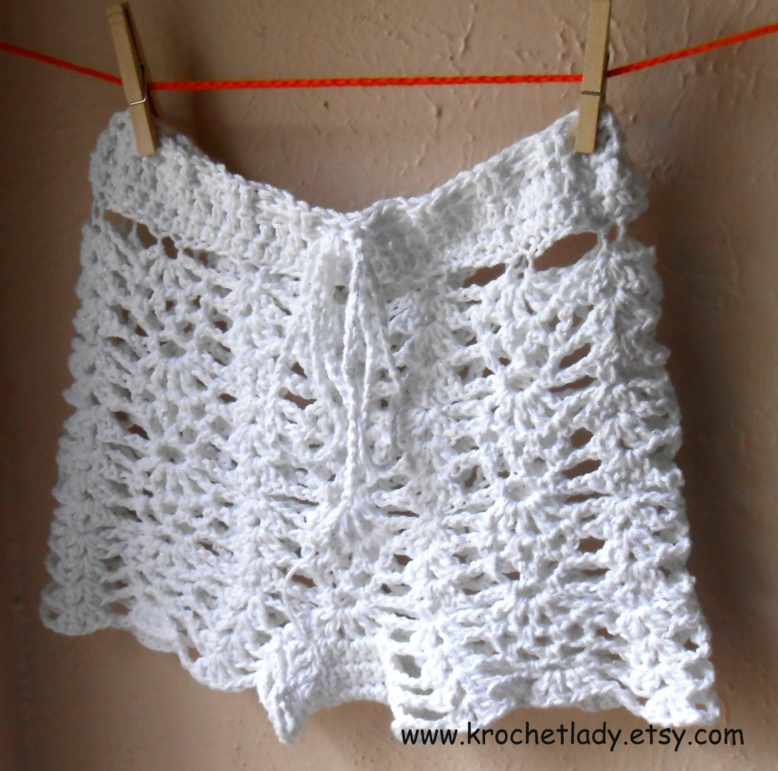 Lovely White Crochet Shorts Swimsuit Cover Up Small Beach Shorts White Crochet Shorts Of Amazing 40 Photos White Crochet Shorts