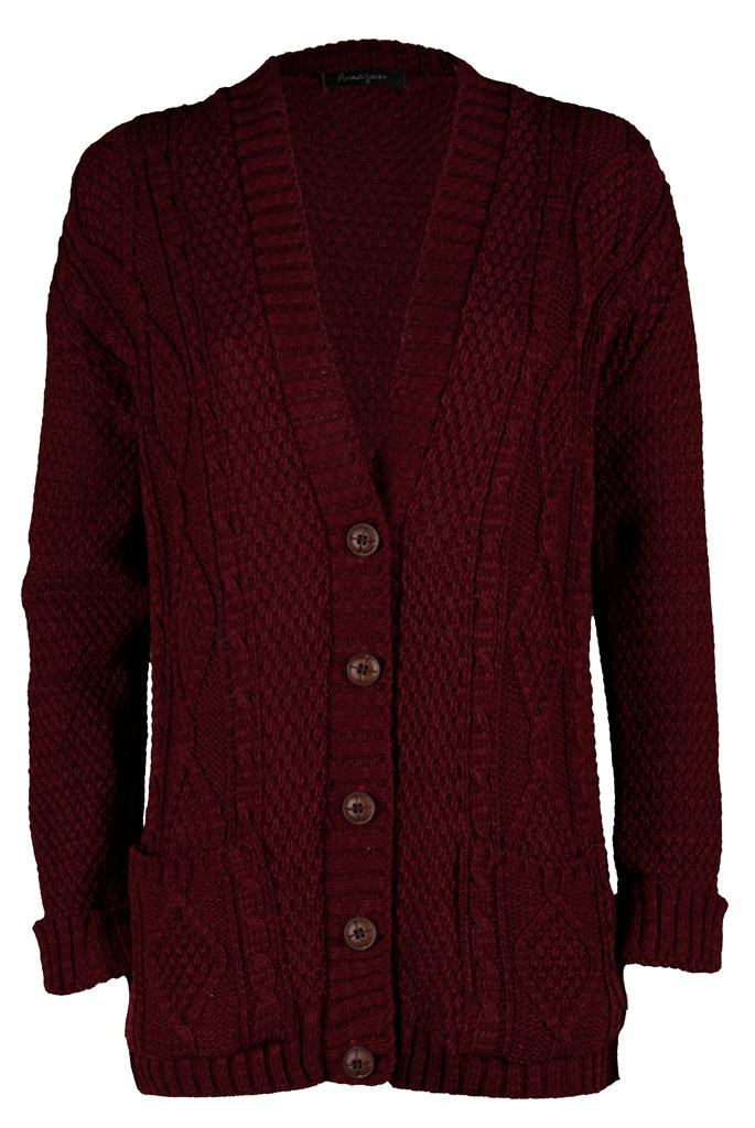 Lovely Womens La S Winter Knitted Warm Jumper Long Sleeve Womens Chunky Cable Knit Sweater Of Luxury 45 Models Womens Chunky Cable Knit Sweater