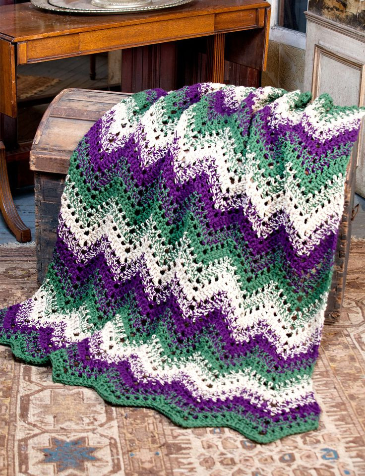 Lovely Woodland Waves Throw Yarn Yarnspirations Crochet Patterns Of Contemporary 47 Pictures Yarnspirations Crochet Patterns