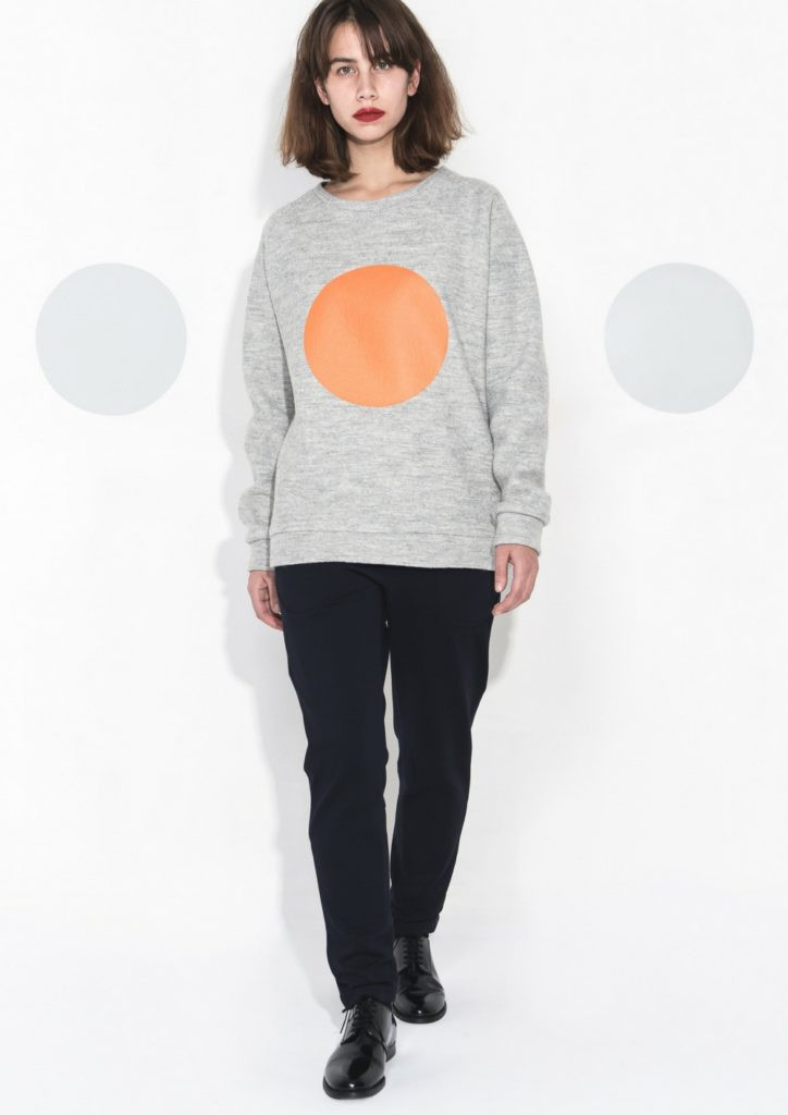 Lovely Wool Circle Sweater Slow Luxury From Elsien Gringhuis at Circle Sweater Of Innovative 50 Ideas Circle Sweater