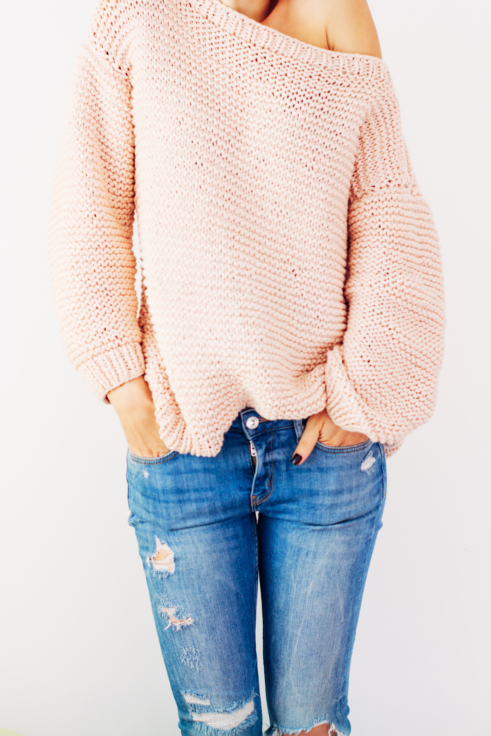 Lovely You Got This Knit A Funky Chunky Oversized Sweater with Chunky Knit Sweater Pattern Of Top 45 Models Chunky Knit Sweater Pattern