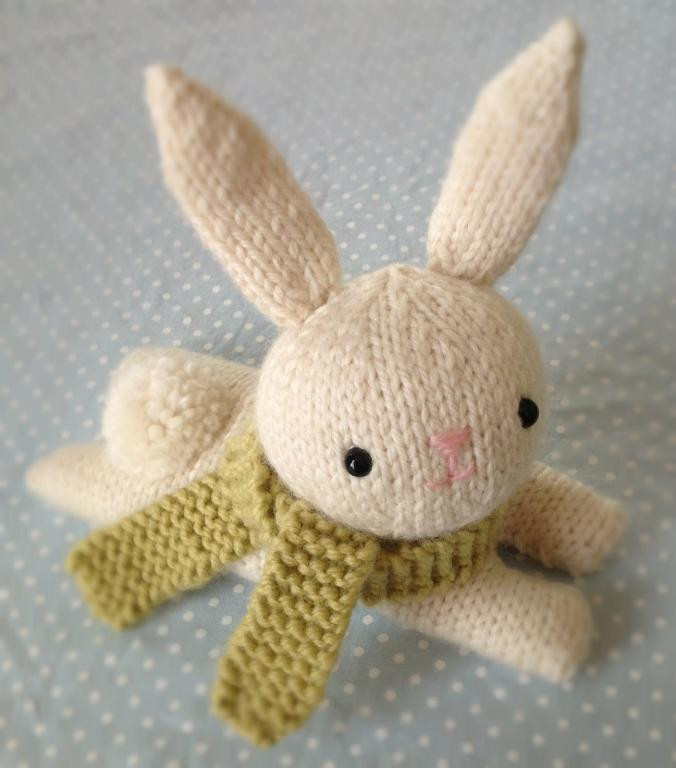 Lovely You Have to See Bunny Knit Pattern On Craftsy Knitted Bunny Pattern Of Unique 40 Pics Knitted Bunny Pattern