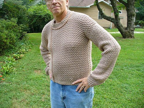 Luxury 10 Crochet Sweater Patterns for Men – Crochet Patterns Crochet Mens Sweater Of Attractive 49 Pictures Crochet Mens Sweater