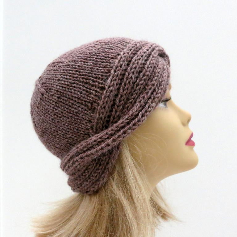 Luxury 10 No Fuss Simple Hat Knitting Patterns Knit Hat with Brim Of Contemporary 48 Pictures Knit Hat with Brim