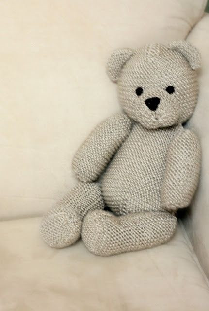 Luxury 1000 Images About Crochet & Knit toys Amigurumis On Knitted Teddy Bear Of Amazing 45 Ideas Knitted Teddy Bear
