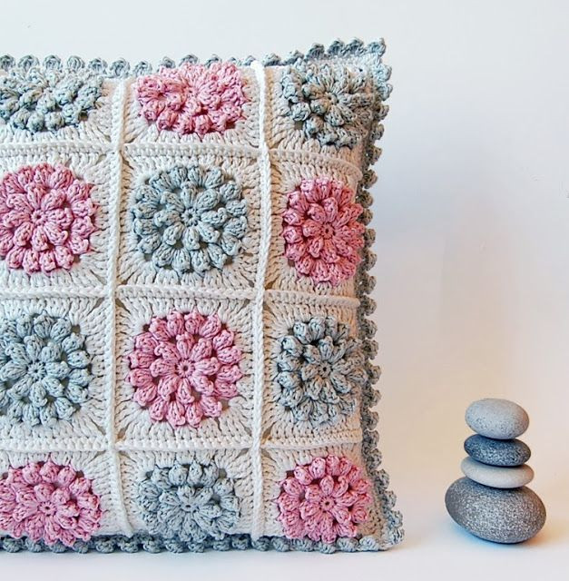 Luxury 1000 Images About Crochet Cushions & Covers On Pinterest Crochet Throw Pillow Of Contemporary 41 Pics Crochet Throw Pillow