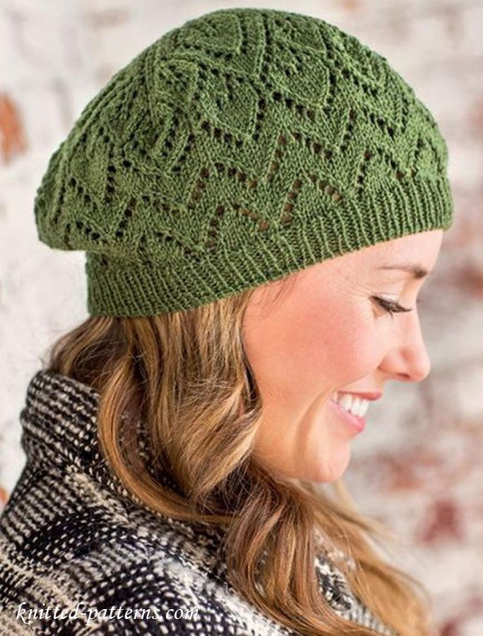 Luxury 1000 Images About Knit Hats On Pinterest Knit Beret Of Beautiful 41 Models Knit Beret