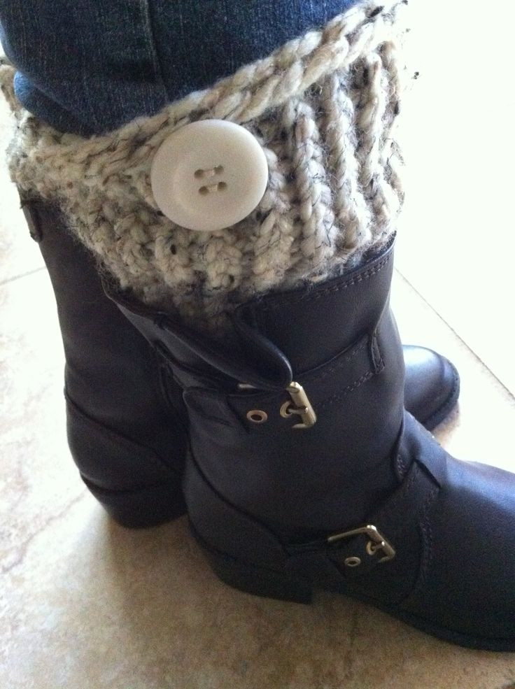 Luxury 1000 Images About Loom Boot Cuffs On Pinterest Knitted Boot Cuffs Of Awesome Kriskrafter Free Knit Pattern 2 Needle Boot toppers Cuffs Knitted Boot Cuffs