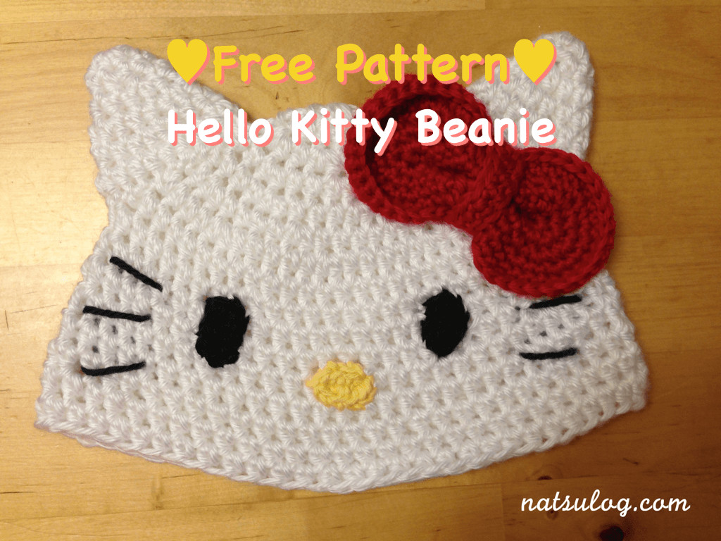 Luxury 12 Free Hello Kitty Crochet Patterns Inspired Hello Kitty Crochet Pattern Of Luxury 47 Images Hello Kitty Crochet Pattern