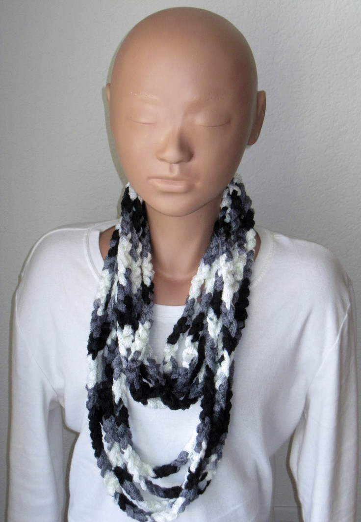 15 best images about Sashay Chain Scarves on Pinterest