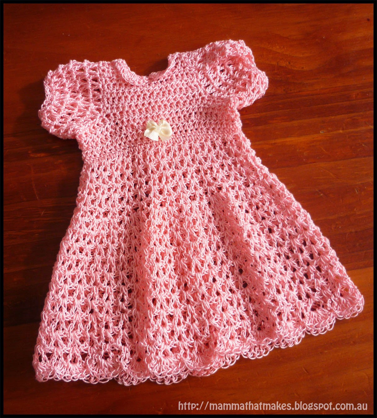 16 Free Patterns for Crochet Girl's Dress The Perfect DIY