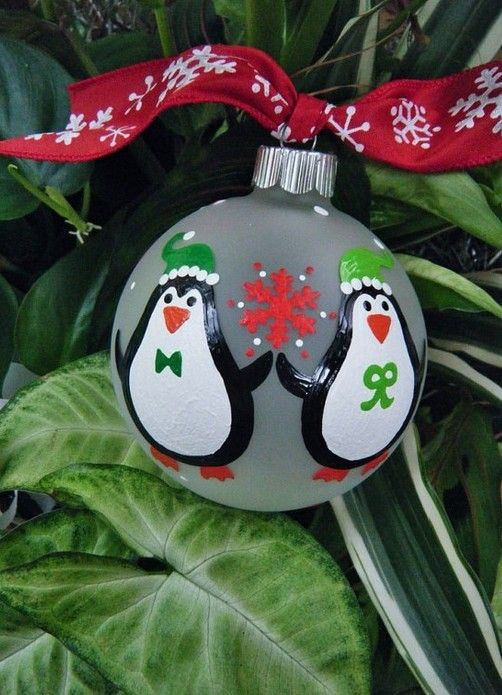 Luxury 17 Best Images About 2013 Christmas Penguin Crafts Ideas Penguin Christmas ornaments Of Top 50 Models Penguin Christmas ornaments