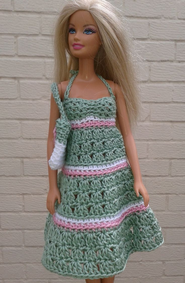 Luxury 17 Best Images About Barbie Clothes Crochet On Pinterest Crochet Barbie Clothes Of Marvelous 46 Photos Crochet Barbie Clothes