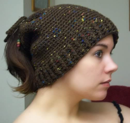 Luxury 17 Best Images About Christmas Crochet From Grandmother S Crochet Hat with Ponytail Hole Of Attractive 47 Pics Crochet Hat with Ponytail Hole