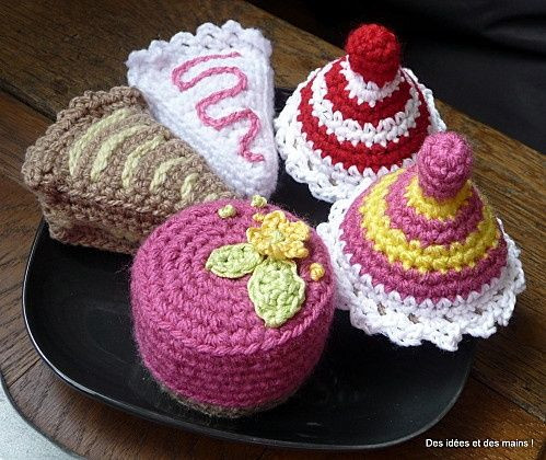 Luxury 17 Best Images About Crochet Amigurumi On Pinterest Crochet Cake Of Incredible 40 Ideas Crochet Cake