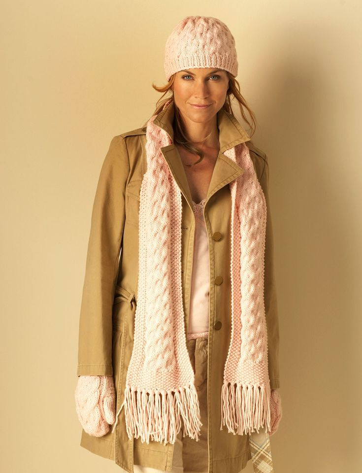 Luxury 17 Best Images About Knit Hat Scarf and Mittens On Cable Scarf Of Innovative 49 Ideas Cable Scarf