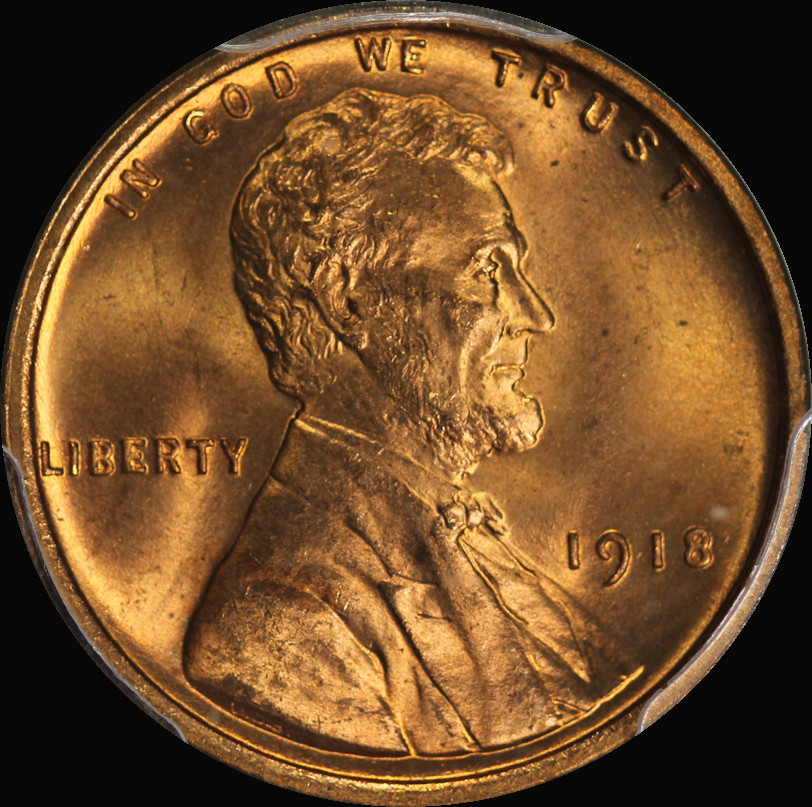 Luxury 1918 Lincoln Head Cent Pcgs Ms66rd D & J Coins Lincoln Head Penny Of Great 48 Models Lincoln Head Penny