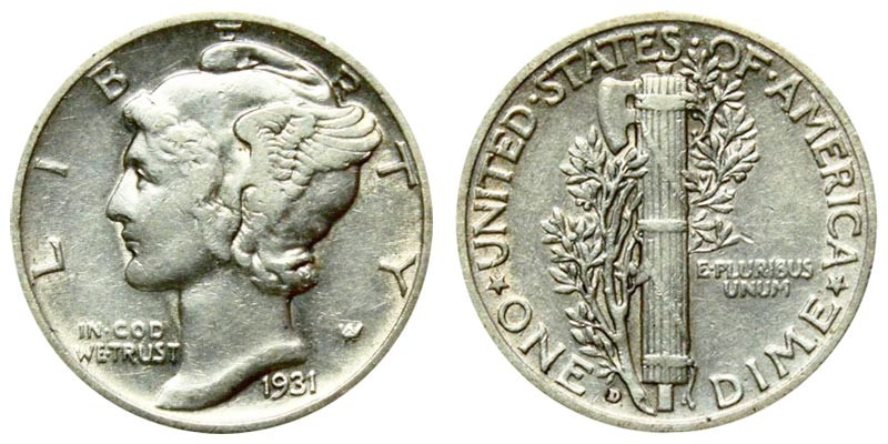 Luxury 1931 D Mercury Silver Dimes Value and Prices Mercury Dime Prices Of Superb 49 Ideas Mercury Dime Prices