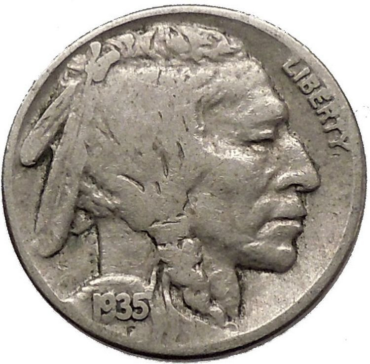 Luxury 1935 Buffalo Nickel 5 Cents Of United States Of America Us Buffalo Nickel Of Amazing 48 Ideas Us Buffalo Nickel
