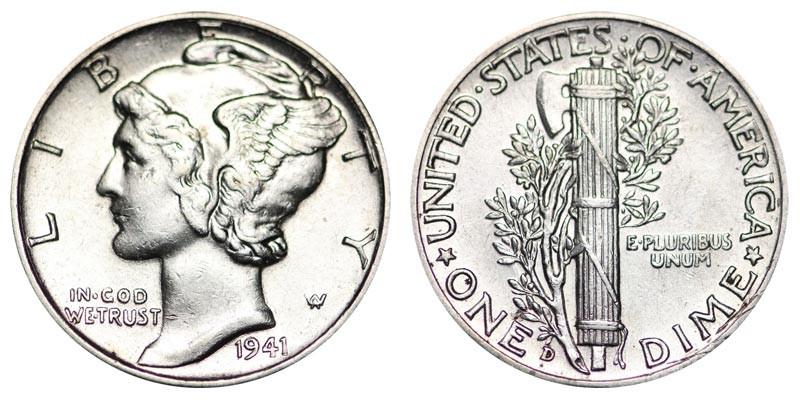Luxury 1941 D Mercury Silver Dimes Value and Prices Mercury Dime Prices Of Superb 49 Ideas Mercury Dime Prices