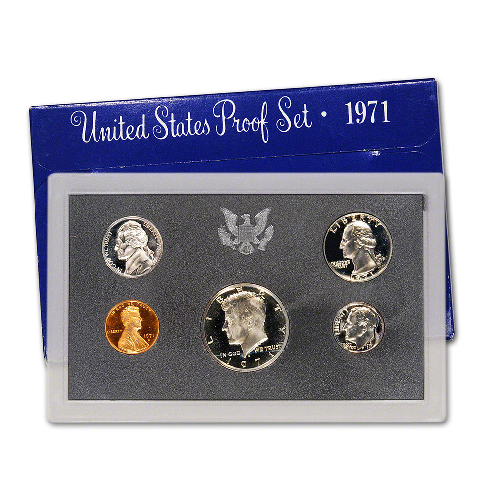 Luxury 1971 S Us Mint Proof Set Proof Sets Of Great 40 Photos Proof Sets