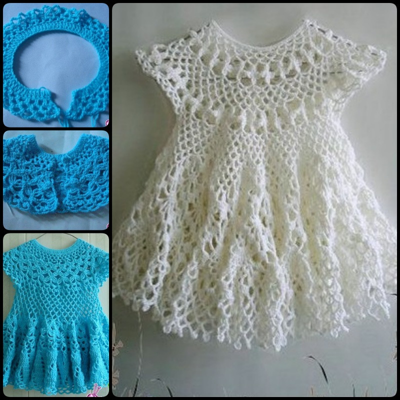 Luxury 20 Crochet Girl Dress with Free Pattern Page 4 Of 4 Free Crochet Dress Patterns Of Unique 43 Images Free Crochet Dress Patterns