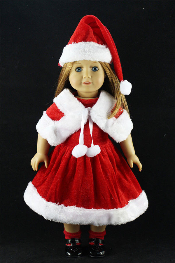 Luxury 2017 Christmas Clothes Dress for 18inch American Girl Doll American Girl Christmas Dress Of Lovely 47 Models American Girl Christmas Dress