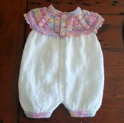 Luxury 205 Best Images About Baby Overalls Rompers Esies On Knitted Baby Romper Of Amazing 42 Ideas Knitted Baby Romper