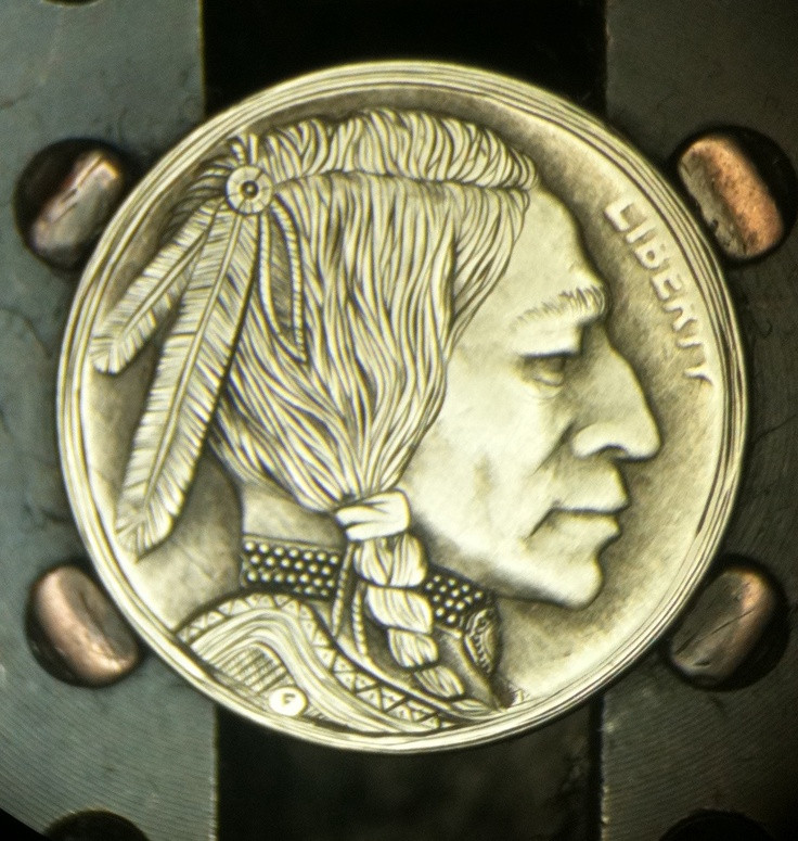 Luxury 281 Best Images About Hobo Nickle Art On Pinterest Native American Nickel Of Attractive 40 Images Native American Nickel