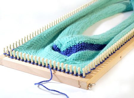 """28"""" knitting board Authentic Knitting Board and Looms"""