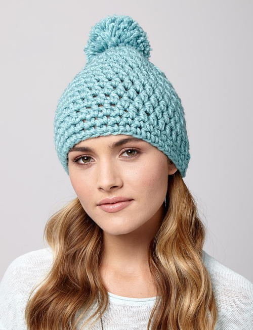 34 Beginner Crochet Hat Patterns