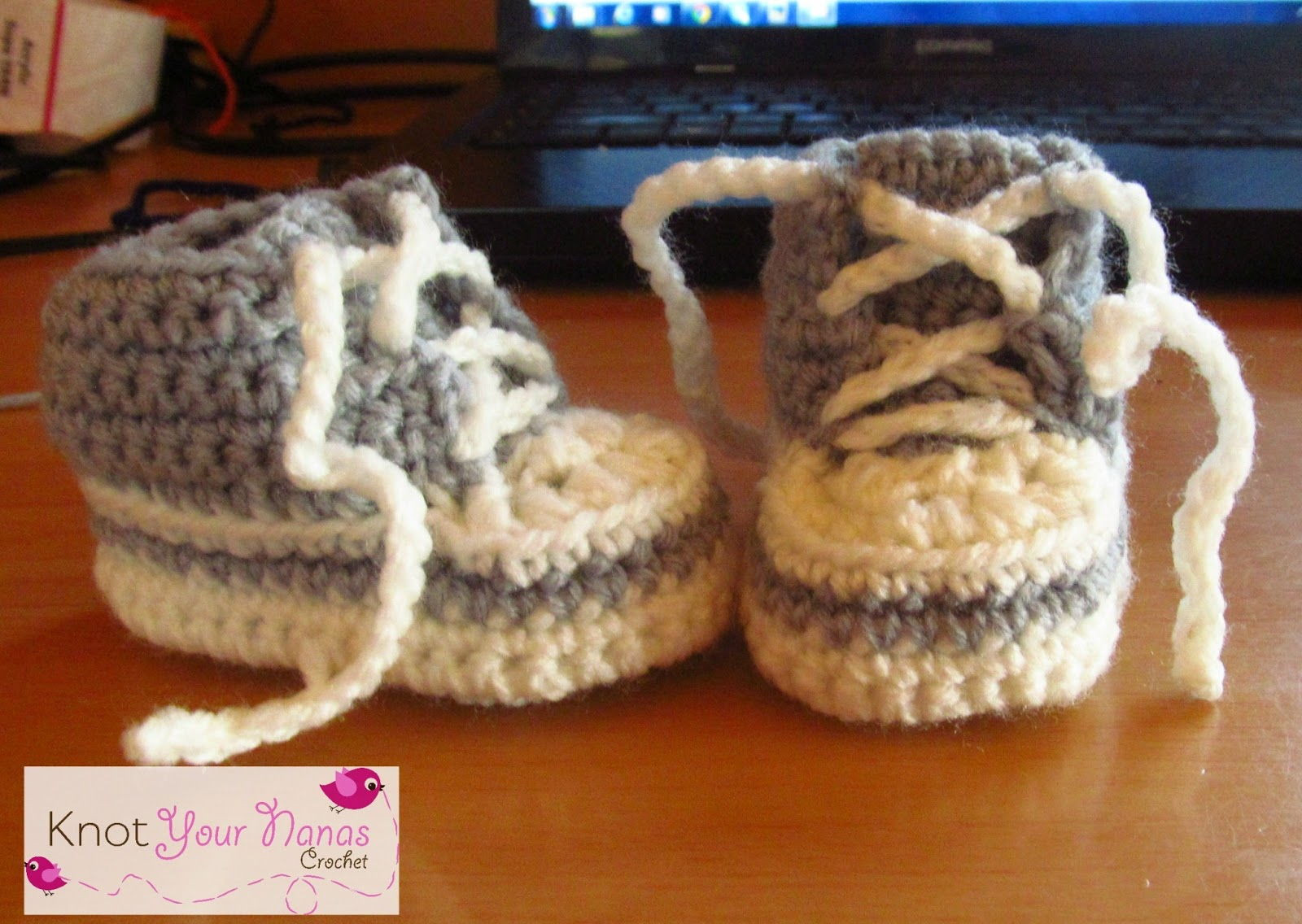 Luxury 40 Adorable and Free Crochet Baby Booties Patterns Crochet Converse Booties Of Innovative 41 Models Crochet Converse Booties