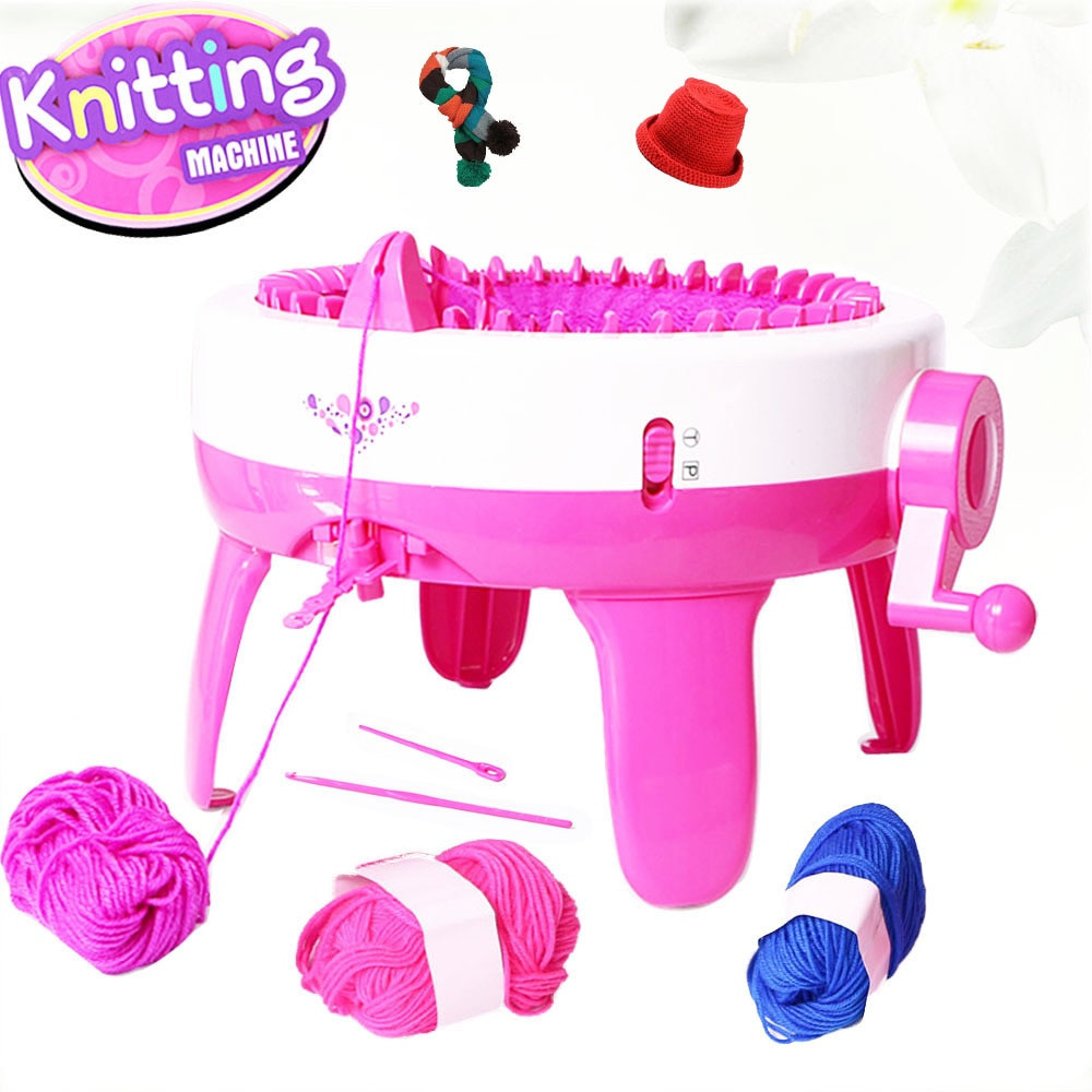 Luxury 40 Needles Children Knitting Machine Big Hand Weaving Loom Loom Knitting Machine Of Gorgeous 41 Photos Loom Knitting Machine