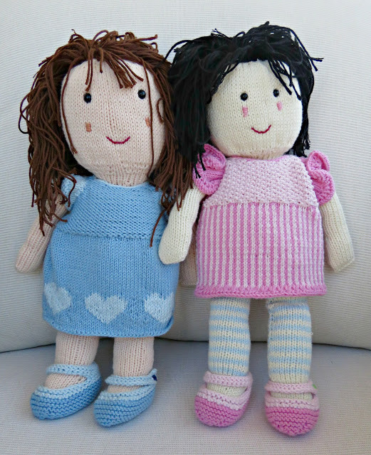 400 of the Best Free Knitting Toy Patterns line