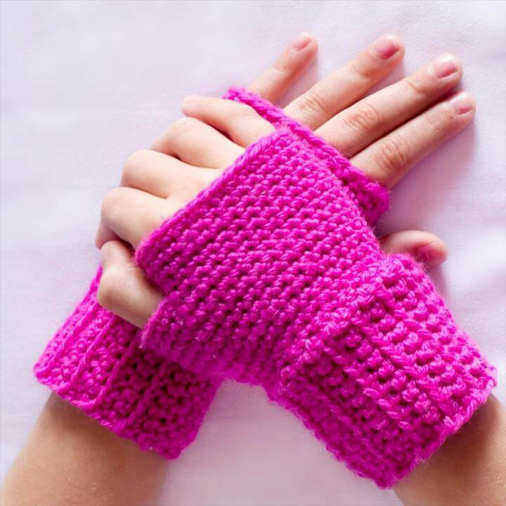 Luxury 48 Marvelous Crochet Fingerless Gloves Pattern Easy Fingerless Gloves Crochet Pattern Of Innovative 49 Photos Easy Fingerless Gloves Crochet Pattern