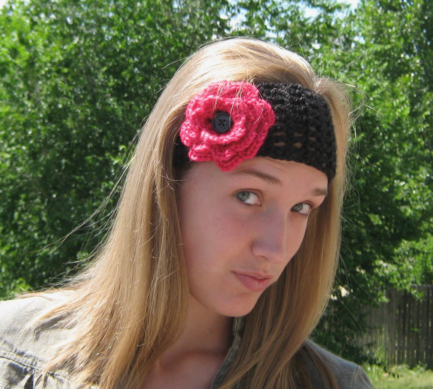 Luxury 5 Daughters How to Crochet A Hairband or Headband Crochet Bands Of Adorable 46 Pics Crochet Bands