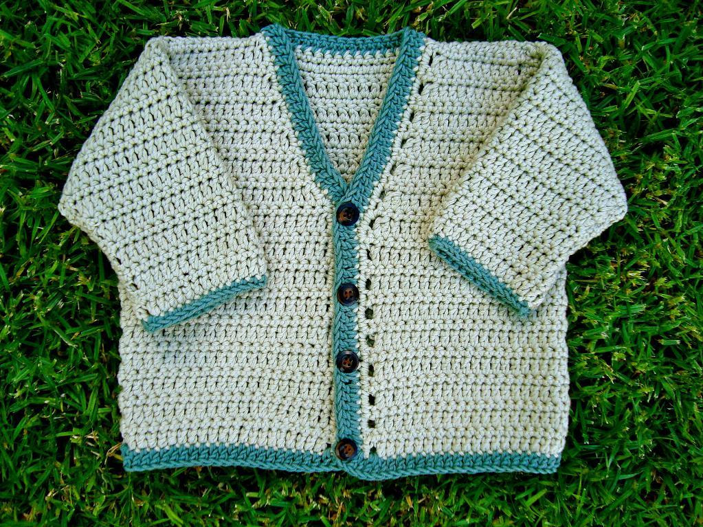 Luxury 5 Oh so Cute Baby Layette Crochet Patterns Crochet Baby Sweater for Beginners Of Wonderful 41 Pictures Crochet Baby Sweater for Beginners