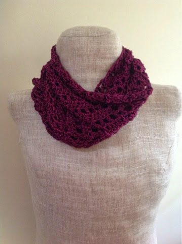 50 Crochet Patterns for Scarves and Cowls