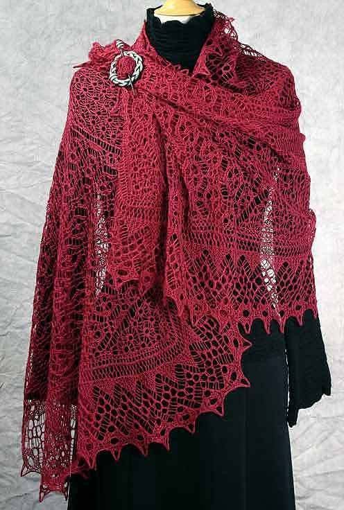 Luxury 560 Best Images About Knitted Lace Shawls On Pinterest Knit Lace Shawl Of Contemporary 41 Pics Knit Lace Shawl