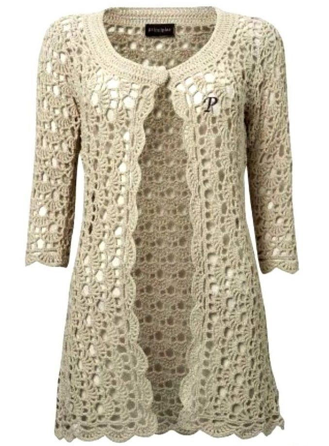 Luxury 610 Best Crochet Women S Cardigans Jackets Images On Crochet Jackets Patterns Of Top 44 Photos Crochet Jackets Patterns