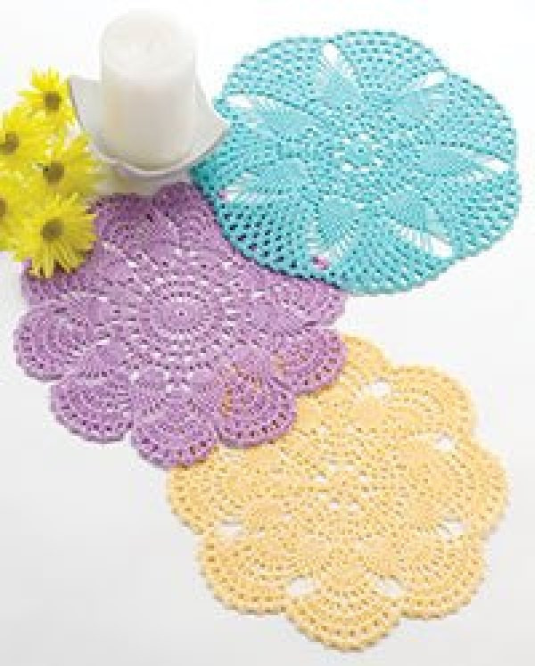 Luxury 8 Beautiful Crochet Doily Patterns – Crochet Free Crochet Placemat Patterns Of Lovely 40 Pics Free Crochet Placemat Patterns