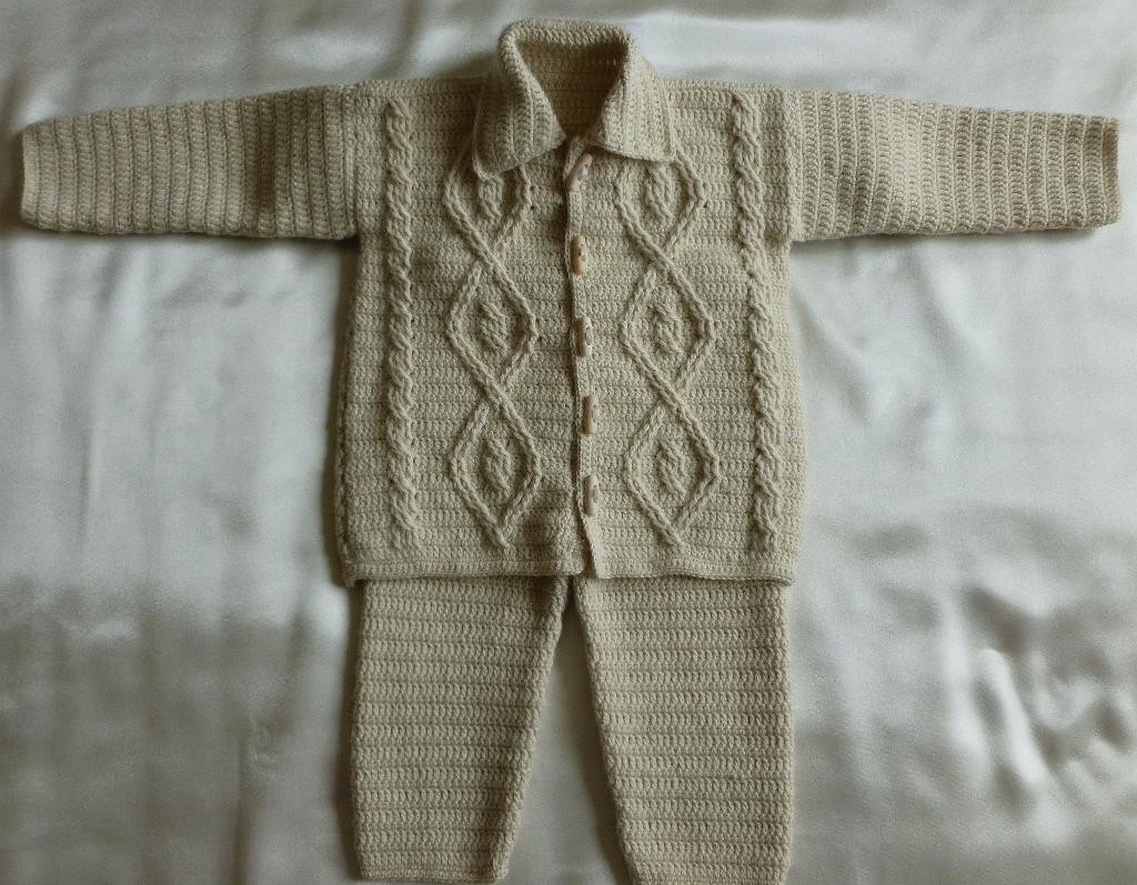 9 Free Crochet Patterns for Baby Boys