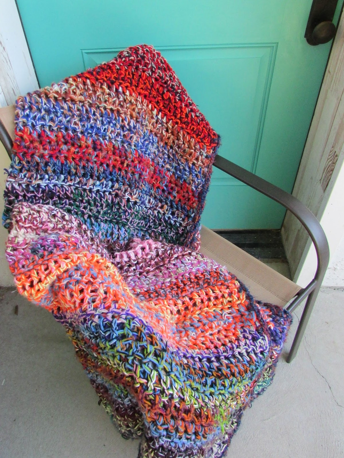 Luxury A Lively Hope Stash Busting Crochet Afghan Best Yarn for Crochet Blanket Of Amazing 40 Images Best Yarn for Crochet Blanket