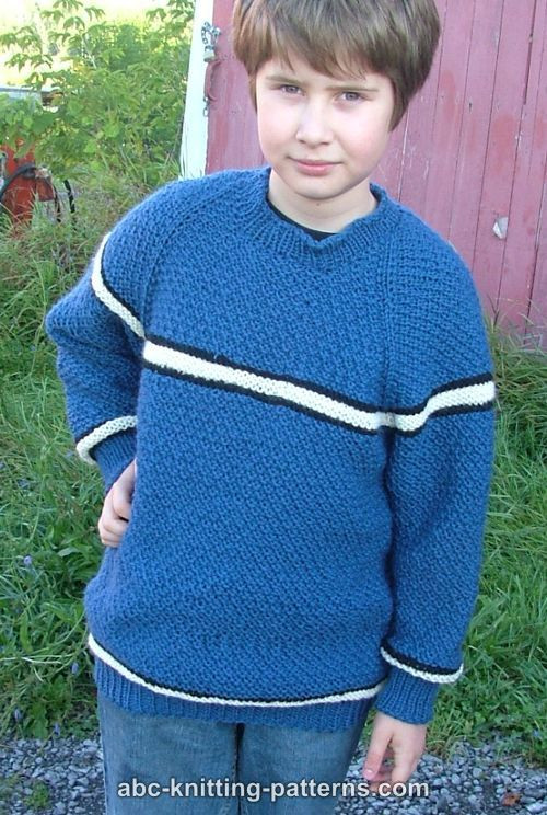 Luxury Abc Knitting Patterns Boys top Down Raglan Sweater with Boys Knit Sweater Of Lovely 50 Models Boys Knit Sweater