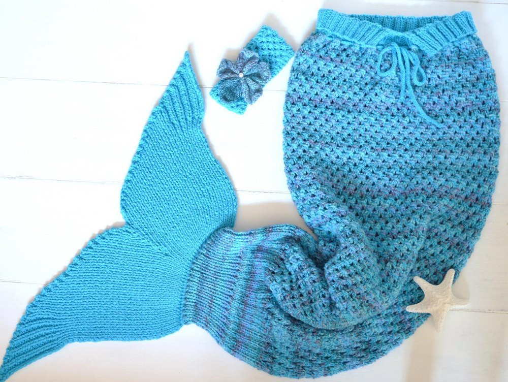 Luxury Adult Mermaid Tail Blanket Knitting Pattern by Caroline Brooke Knitted Mermaid Tail Of Perfect 38 Ideas Knitted Mermaid Tail