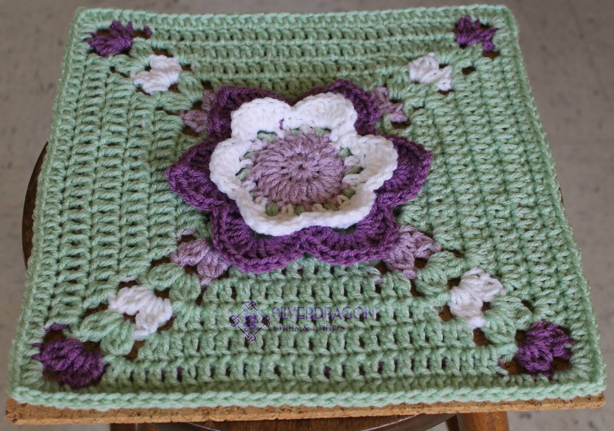 Luxury Afghan Square Crochet Afghan Squares Of Gorgeous 46 Pics Crochet Afghan Squares