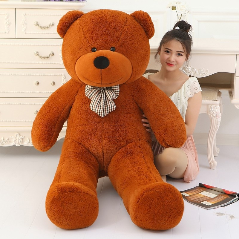 Luxury Aliexpress Buy Hot Sale 140cm Giant Teddy Bear Plush Stuffed Bears for Sale Of New 48 Ideas Stuffed Bears for Sale