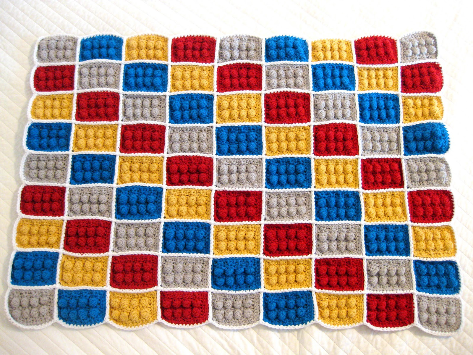 Luxury All Things Bright and Beautiful Crochet Lego Blanket Tutorial Motif Blanket Of Contemporary 49 Models Motif Blanket