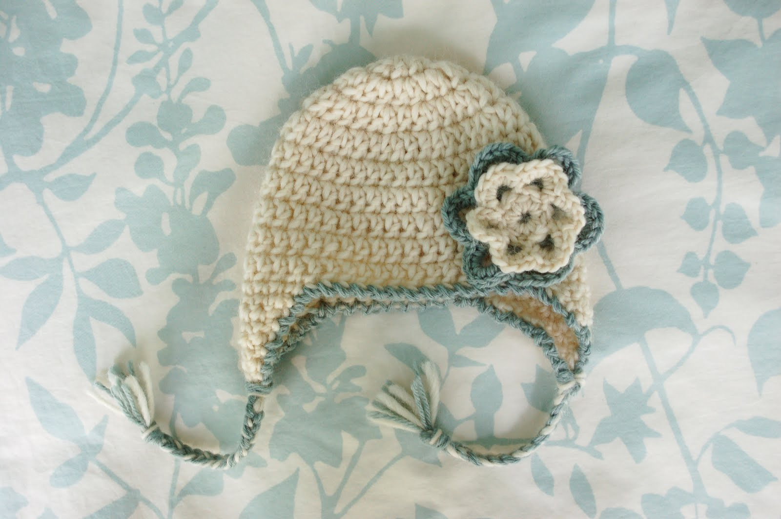 Luxury Alli Crafts Free Pattern Baby Earflap Hat Newborn Earflap Hat Crochet Pattern Of Wonderful 43 Images Earflap Hat Crochet Pattern