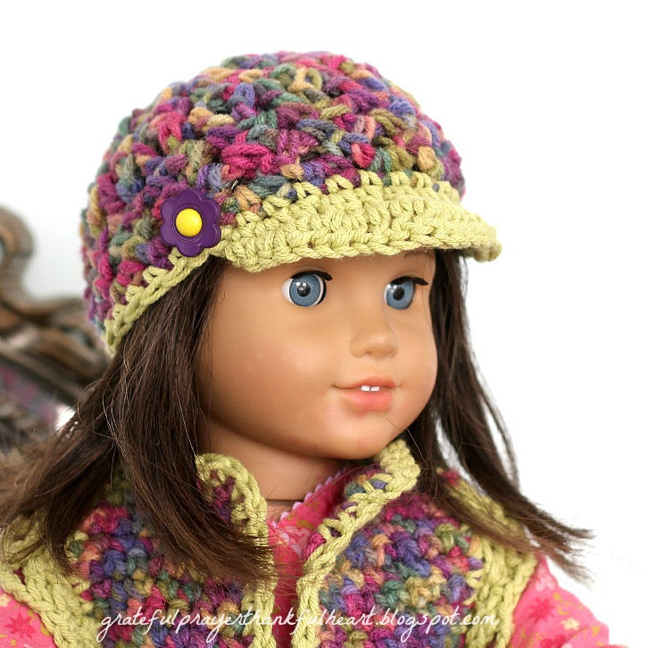 Luxury American Girl Crochet Pattern for Dolls Girls Crochet Hat Pattern Of Perfect 45 Pictures Girls Crochet Hat Pattern